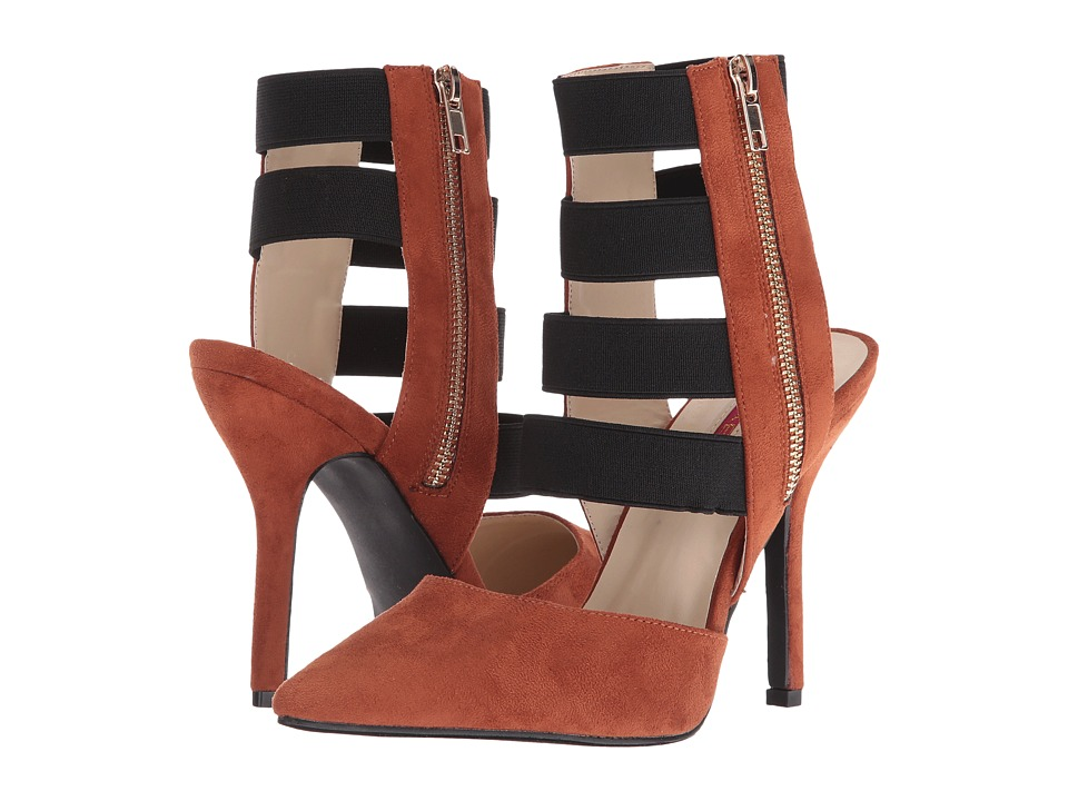 C Label Luxe-37 (Cognac) High Heels