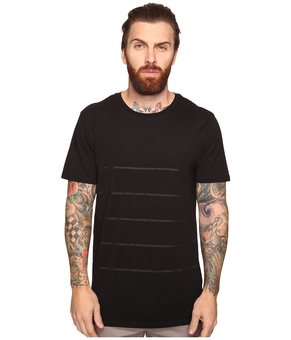 Tavik - Meridian Short Sleeve Knit (Black) Men's Short Sleeve Knit