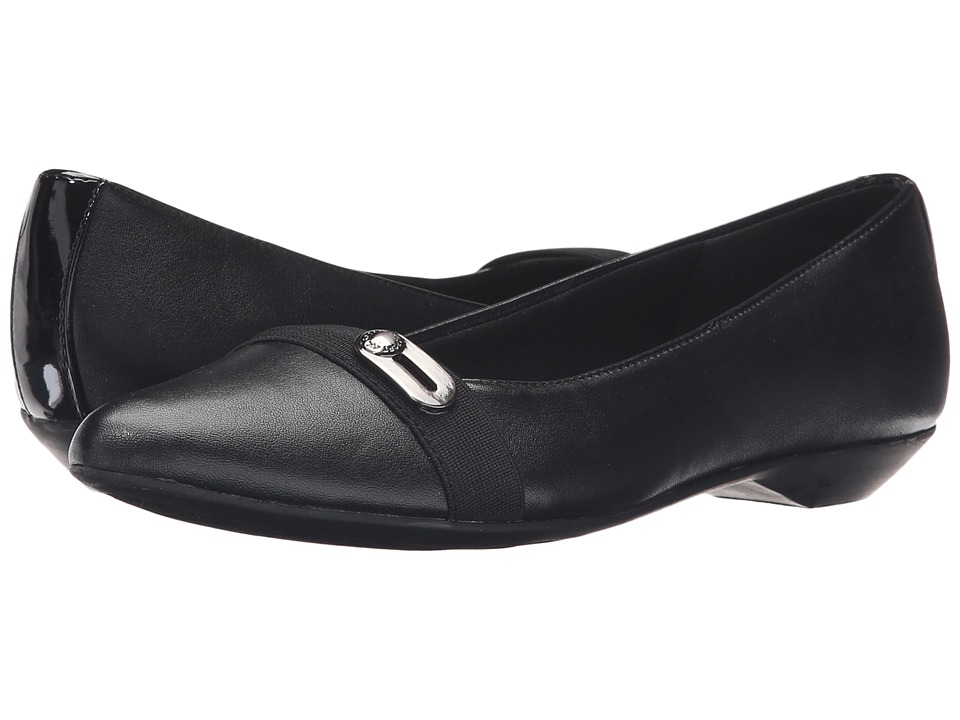 Anne Klein - 7Olayie (Black Multi Synthetic) Women's Shoes