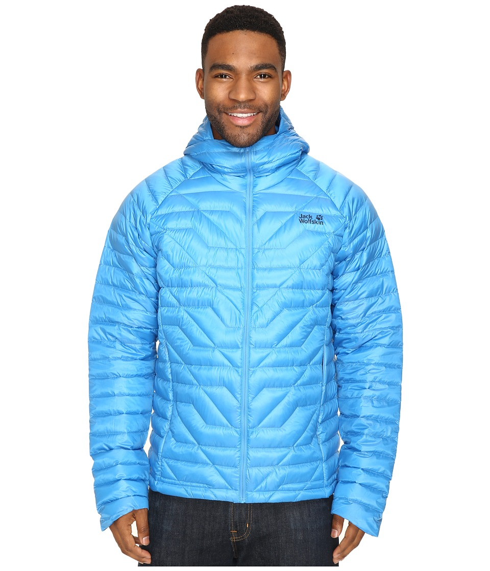 Jack Wolfskin - Argo Supreme Jacket (Brilliant Blue) Men's Coat
