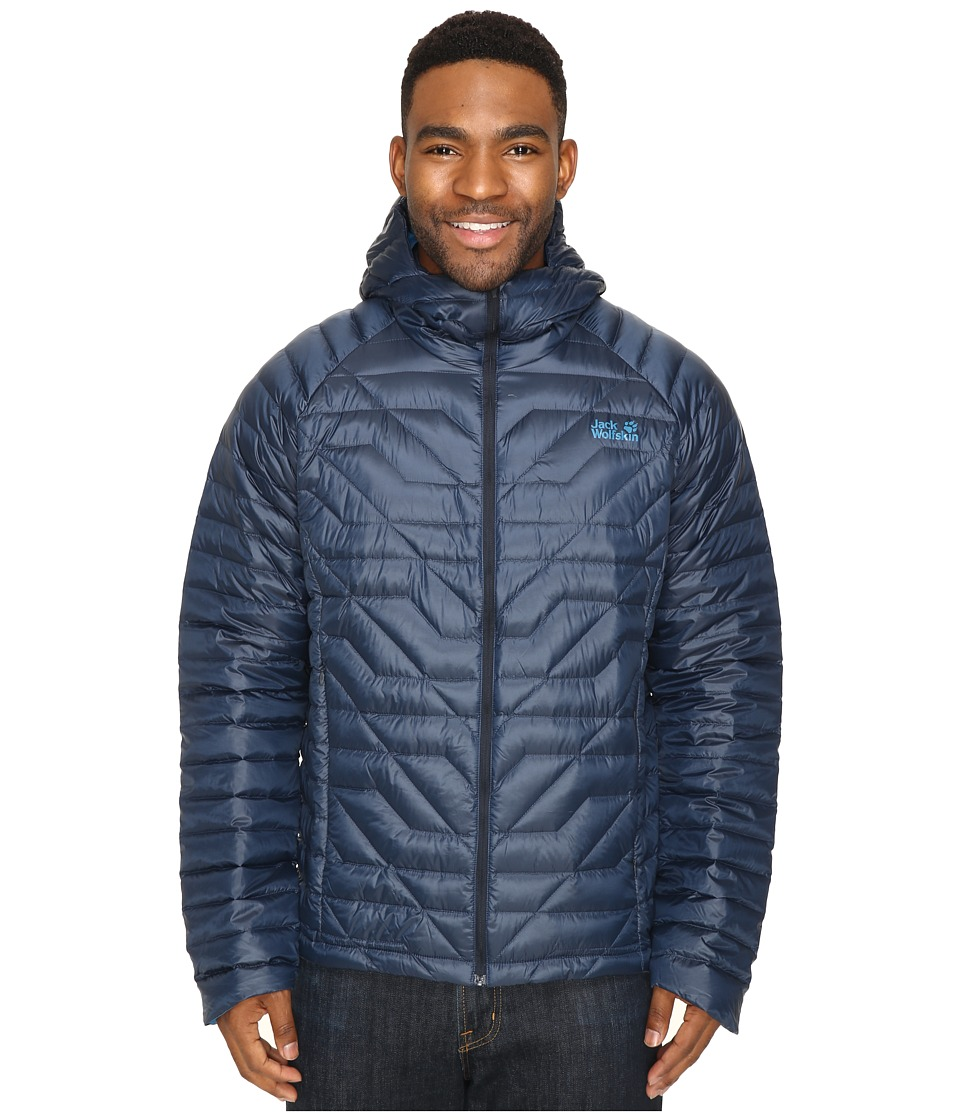 Jack Wolfskin Argo Supreme Jacket (Night Blue) Men