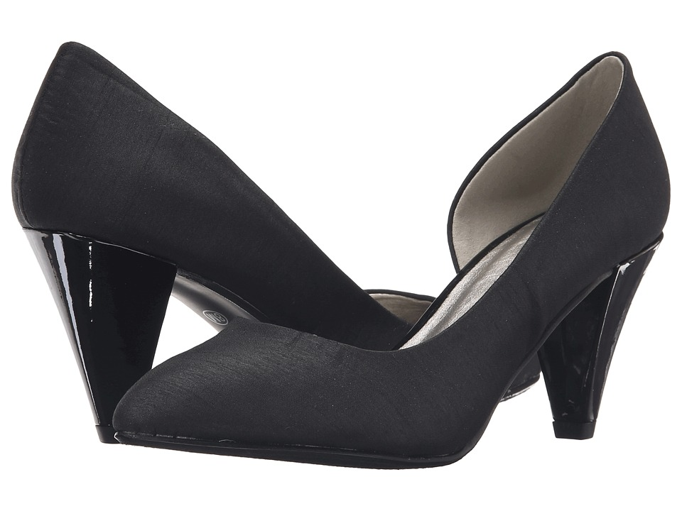 CL By Laundry Angelina (Black Organza) High Heels