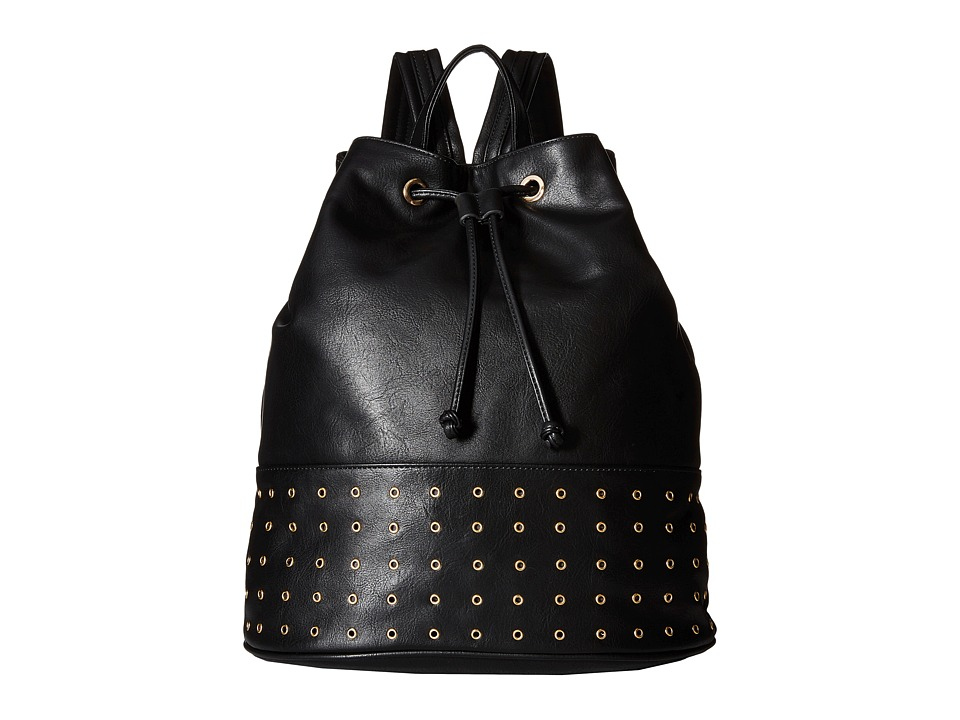 Deux Lux - London Backpack (Black) Backpack Bags
