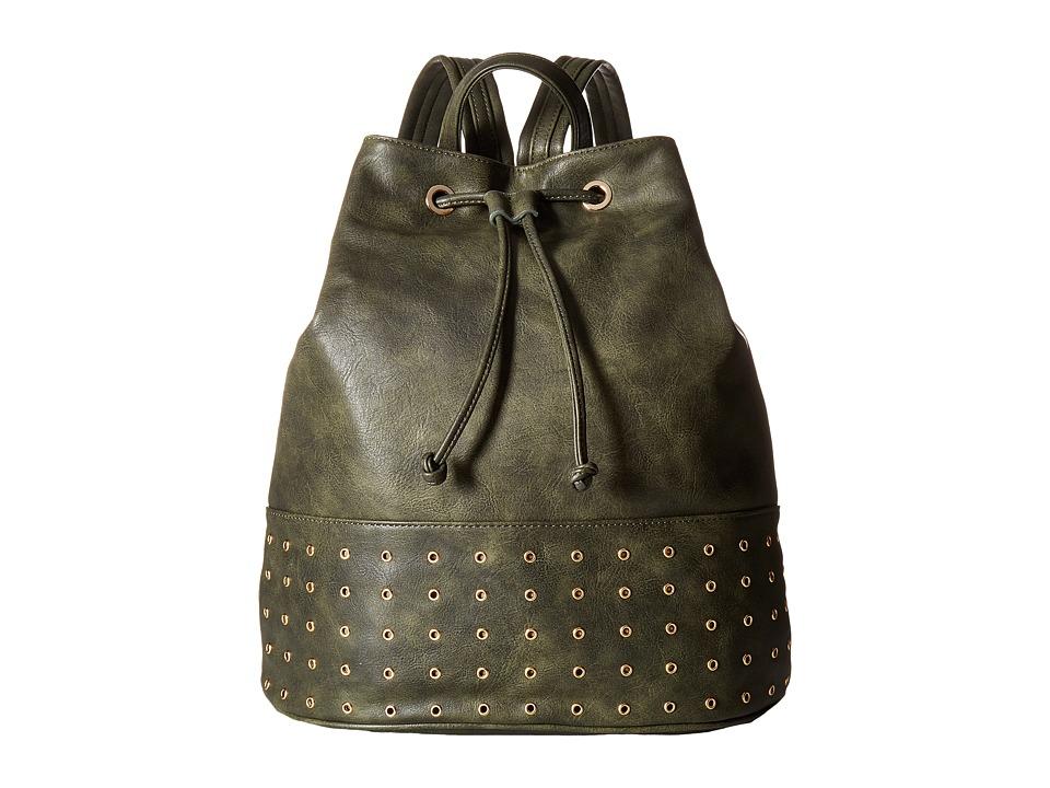 Deux Lux - London Backpack (Hunter) Backpack Bags