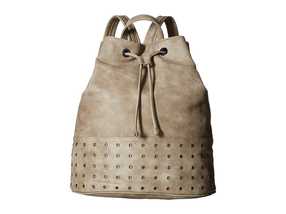 Deux Lux - London Backpack (Smoke) Backpack Bags