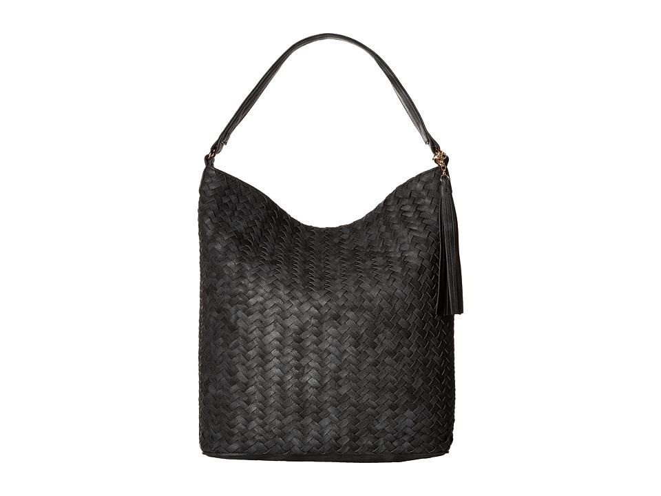Deux Lux - Gramercy Hobo (Black) Hobo Handbags