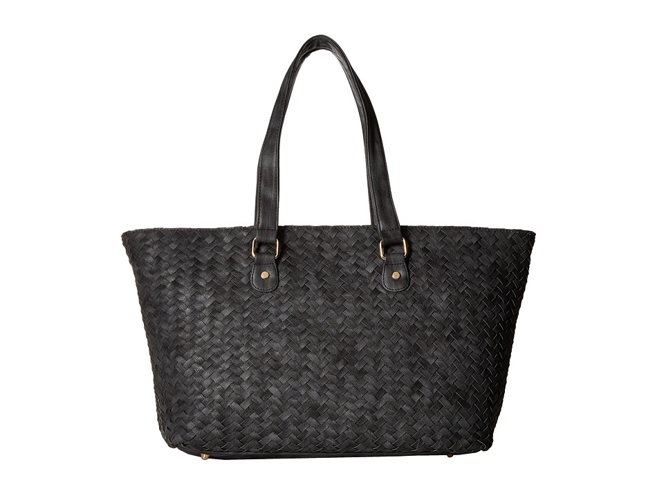 Deux Lux - Gramercy Tote (Black) Tote Handbags