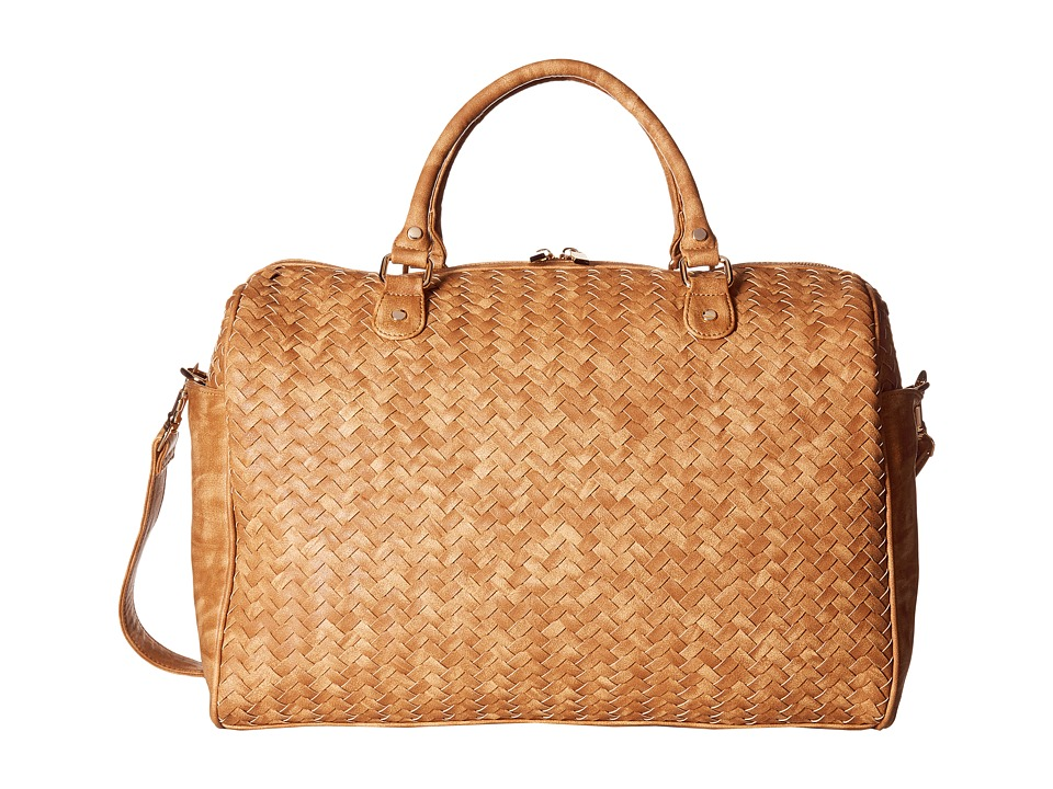 Deux Lux - Gramercy Weekender (Honey) Weekender/Overnight Luggage