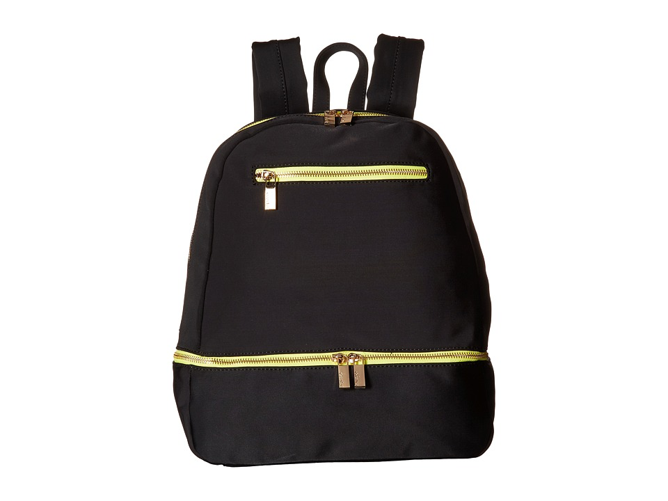 Deux Lux - Energy Backpack (Black/Yellow) Backpack Bags