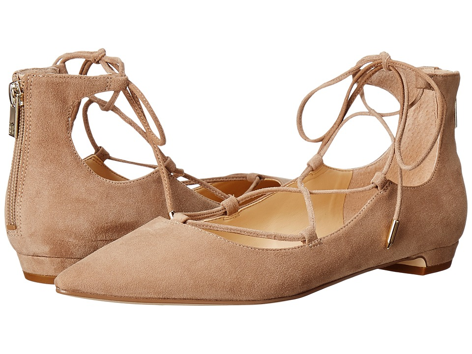 Ivanka Trump Tropica (Light Natural Suede) Women