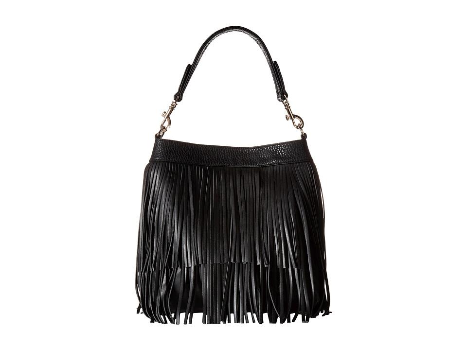 Deux Lux - Monterey Hobo (Black) Hobo Handbags