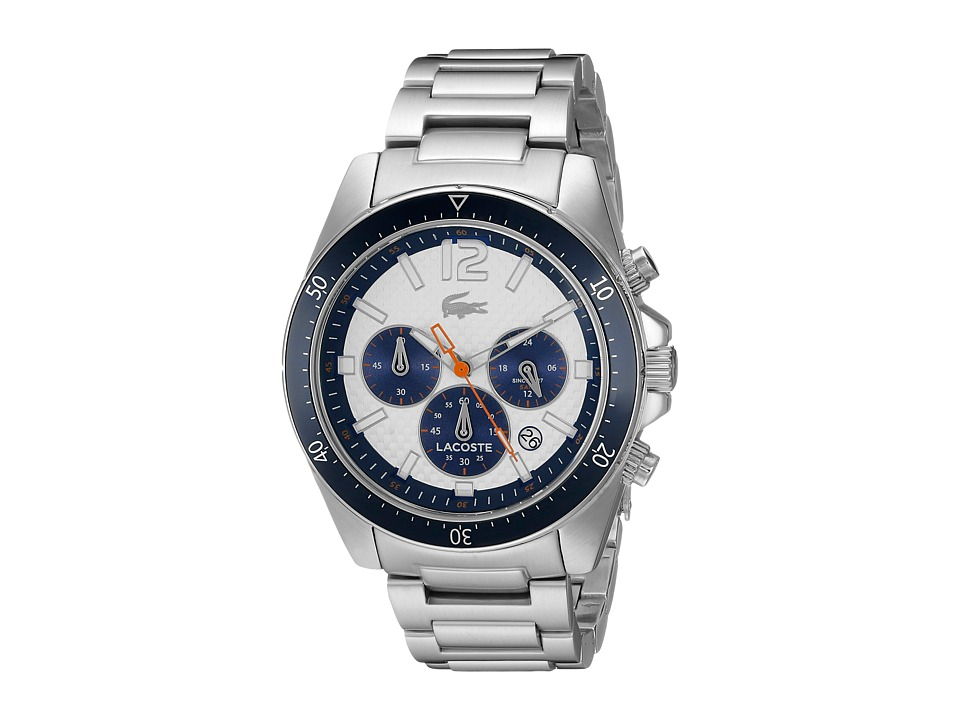 Lacoste - 2010753 - SEATTLE (Blue/Silver) Watches