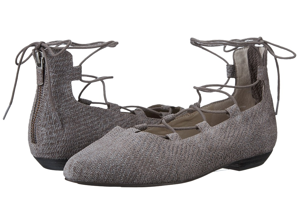 Eileen Fisher - Loop 2 (Limestone Tweed Print Suede) Women's Shoes