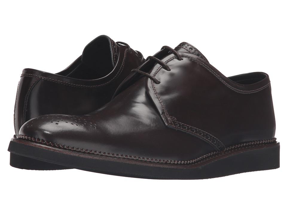 BUGATCHI - Lazio Derby (Marrone) Men's Shoes