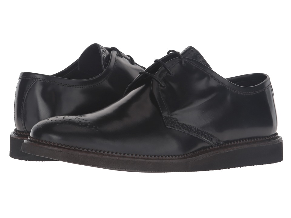 BUGATCHI - Lazio Derby (Nero) Men's Shoes