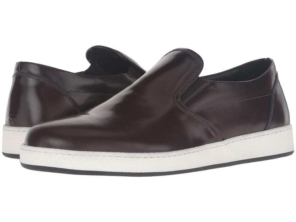 BUGATCHI - Monaco Sneaker (Marrone) Men's Shoes
