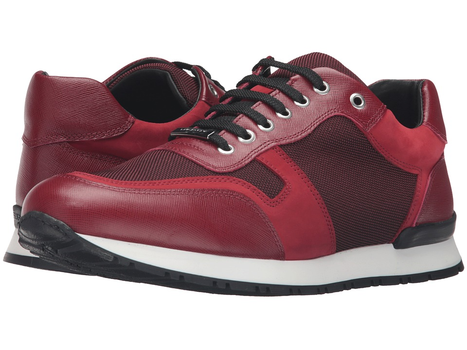 BUGATCHI - Modena Sneaker (Rosso) Men's Shoes