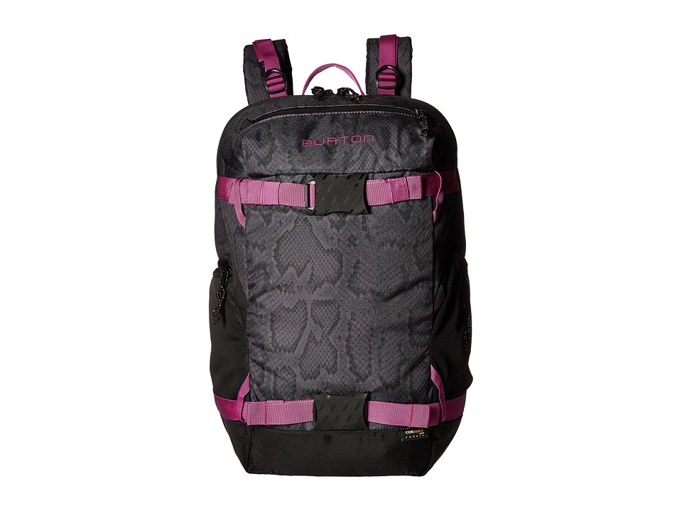 Burton - Rider s Pack 23L (Python Print) Backpack Bags