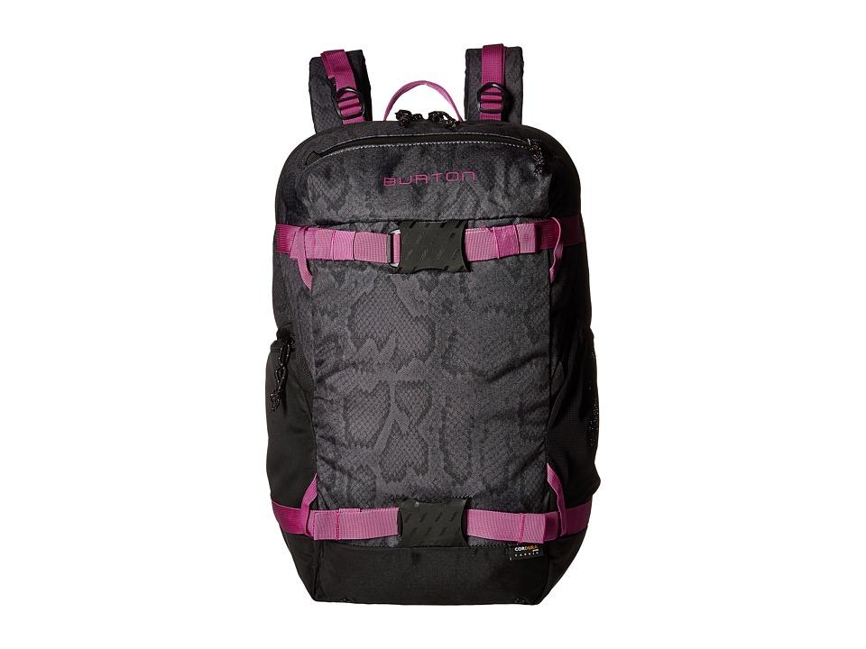 Burton - Rider s Pack 23L (Python Print) Backpack Bags