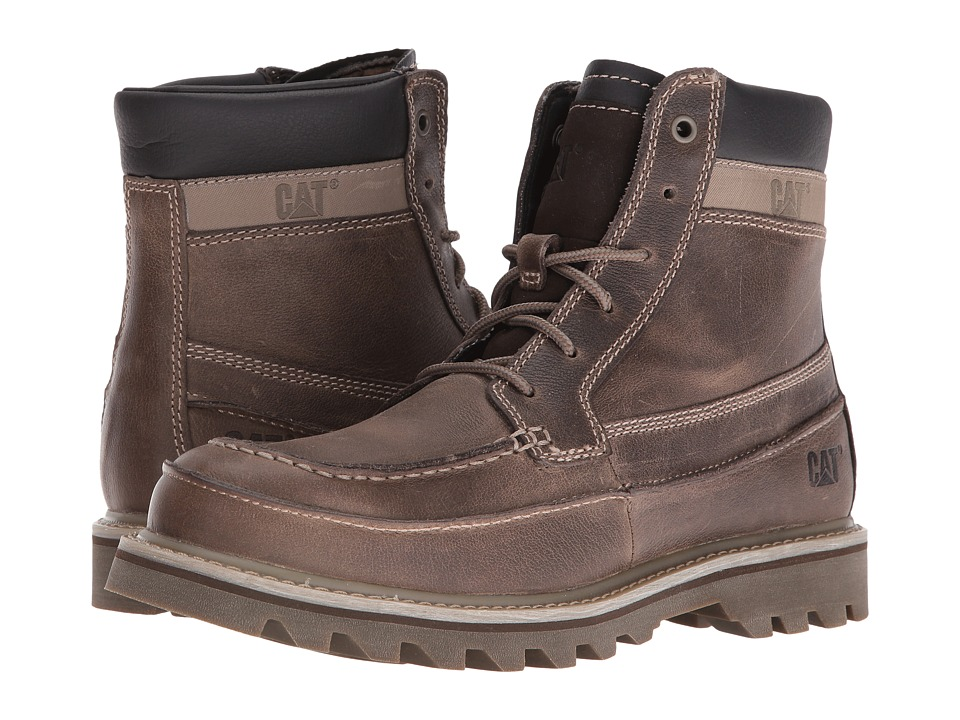Caterpillar - Jist (Brown) Men's Work Lace-up Boots