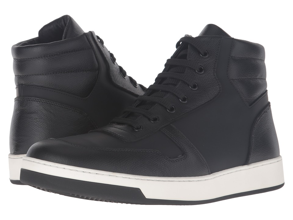 BUGATCHI - Voltera Sneaker (Nero) Men's Shoes
