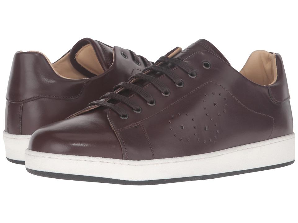 BUGATCHI - Como Sneaker (Brown) Men's Shoes