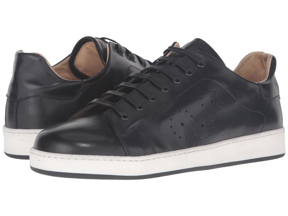 BUGATCHI - Como Sneaker (Nero) Men's Shoes