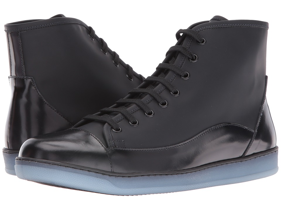 BUGATCHI - Venezia Sneaker - Diana (Nero) Men's Shoes