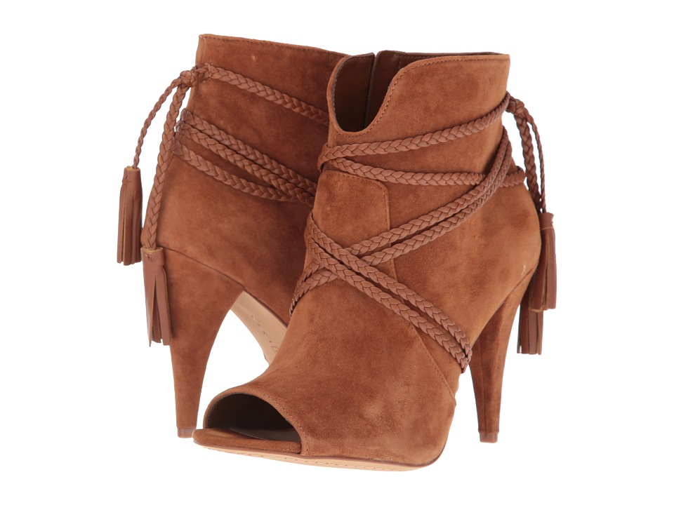 Vince Camuto - Astan (Rustic True Suede/Soft Nappa Silk) Women's Shoes