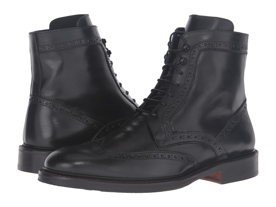 BUGATCHI - Toscano Boot (Nero) Men's Boots