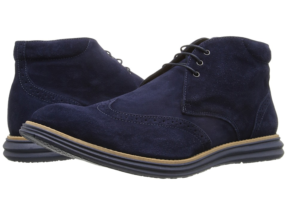 BUGATCHI - Grada Boot (Blue) Men's Boots