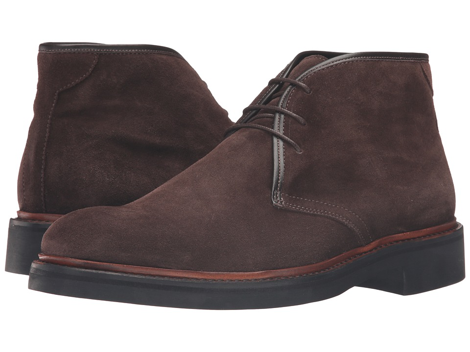 BUGATCHI - San Gimignano Boot (Chocolate) Men's Boots