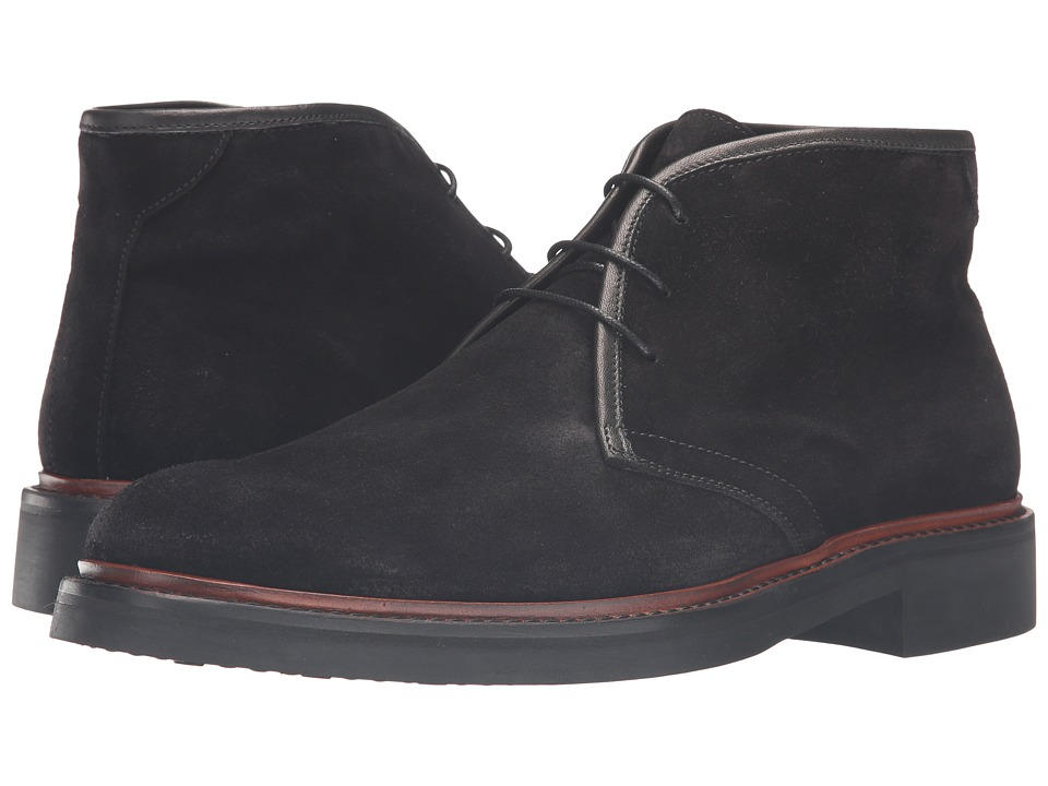 BUGATCHI - San Gimignano Boot (Nero) Men's Boots