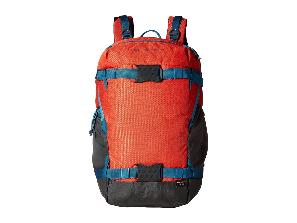 Burton - Rider s Pack 23L (Coral Ripstop) Backpack Bags