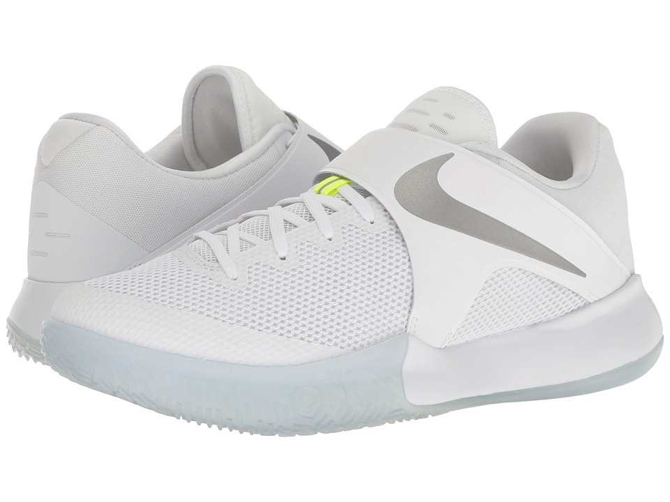 Nike Zoom Live 2017 (White/Reflect Silver/Volt) Men