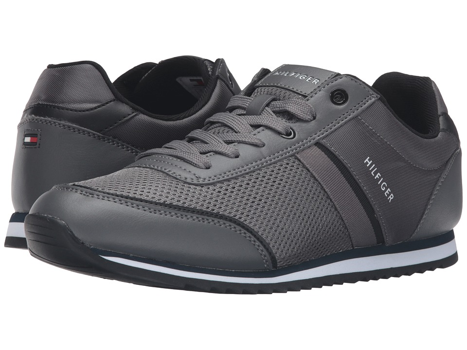 Tommy Hilfiger - Fallon (Grey) Men's Shoes
