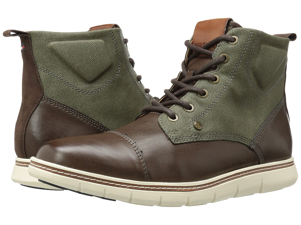 Tommy Hilfiger - Ferguson (Brown) Men's Shoes