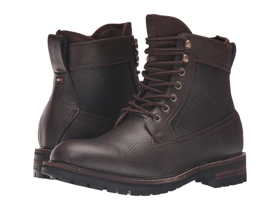 Tommy Hilfiger - Hollins (Brown) Men's Shoes