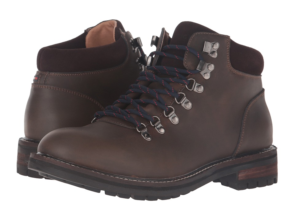 Tommy Hilfiger - Hastings (Dark Brown) Men