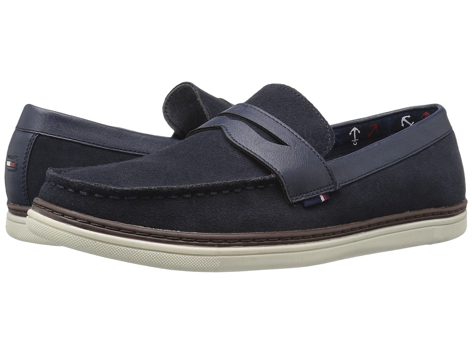 Tommy Hilfiger - Lyons 2 (Navy) Men's Shoes