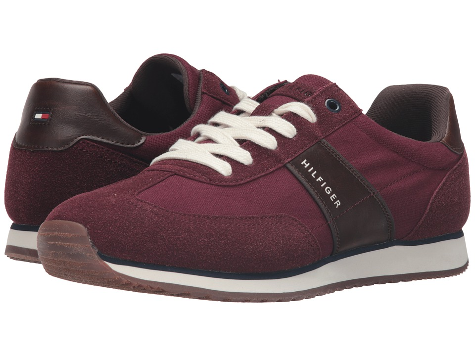 Tommy Hilfiger - Modesto (Burgundy) Men