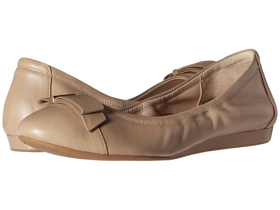 Cole Haan - Tali Hardware Ballet (Maple Sugar Leather) Women's Shoes
