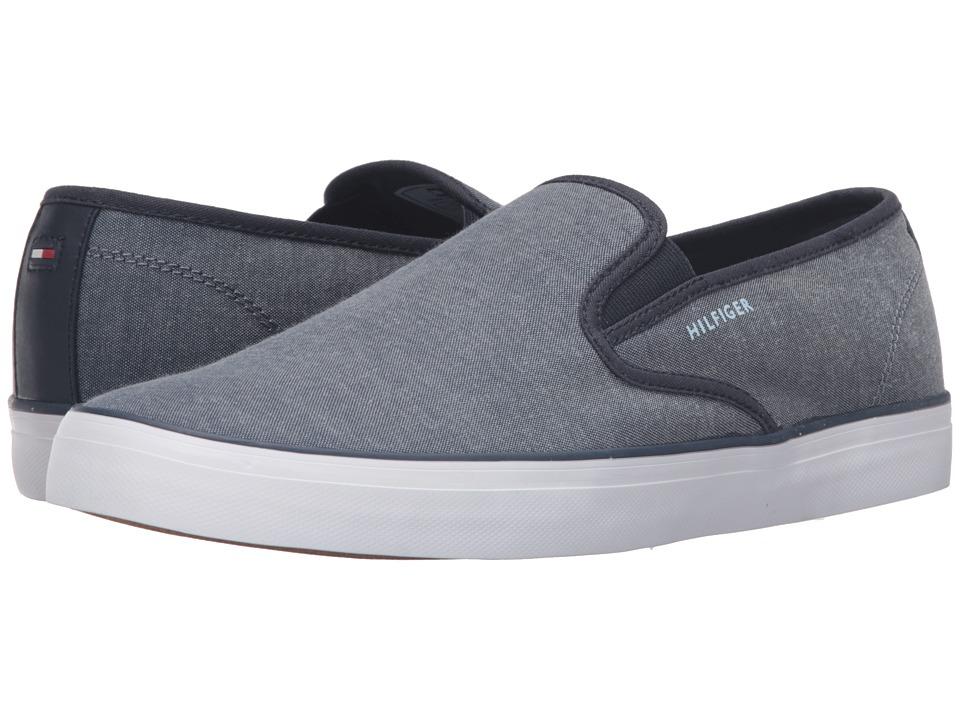 Tommy Hilfiger - Paramus (Navy) Men's Shoes