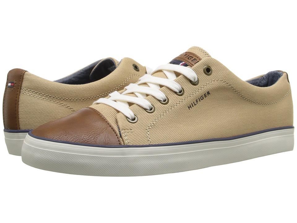 Tommy Hilfiger - Parma 2 (Khaki) Men's Shoes