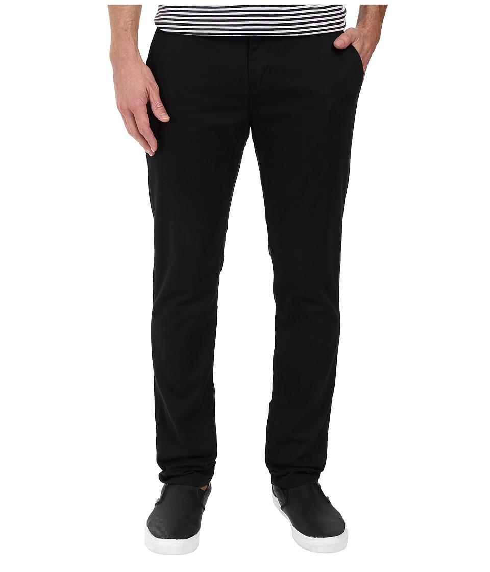 Vans - Barlin Chino Pants (Black) Men's Casual Pants