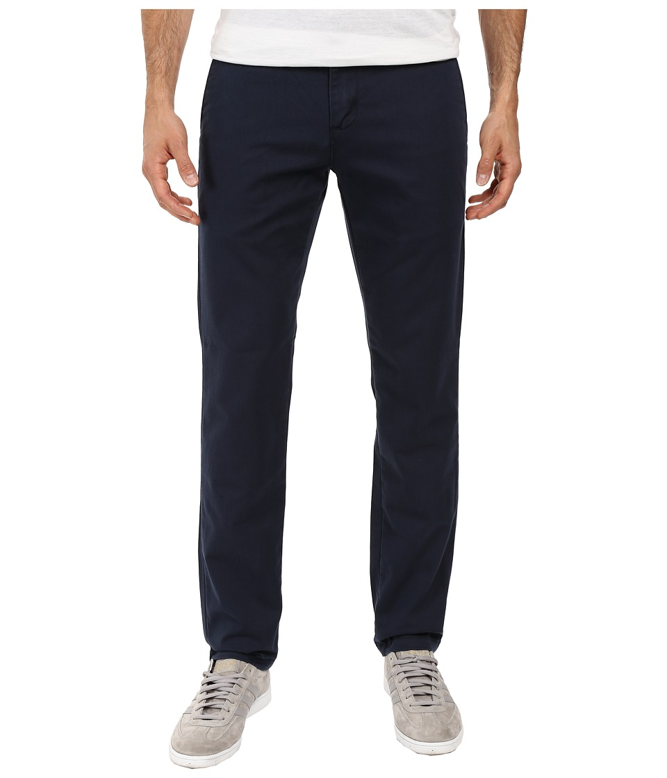 Vans - Barlin Chino Pants (Navy) Men's Casual Pants