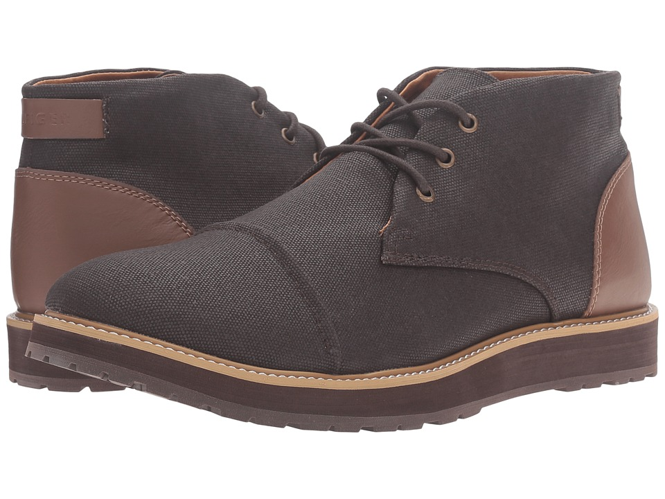 Tommy Hilfiger - Raymore (Brown) Men's Shoes