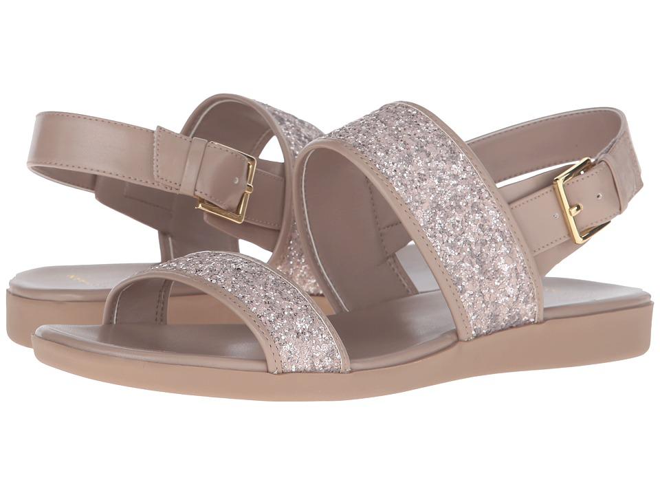 Cole Haan - Korban Sandal (Maple Sugar Glitter) Women's Sandals