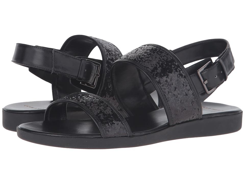 Cole Haan - Korban Sandal (Black Glitter) Women's Sandals