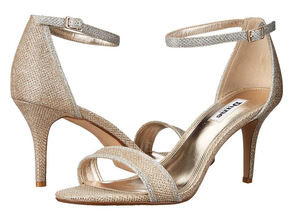 Dune London - Maria (Gold Lurex) Women's Dress Sandals